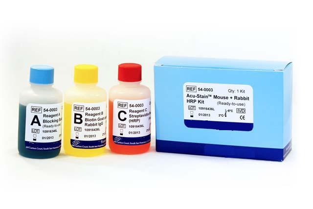 Acu-Stain™ HRP Kit Mouse + Rabbit (IVD)