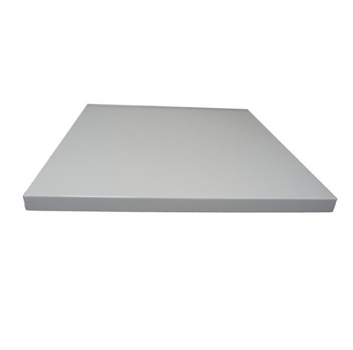 Cover sheet metal colour ivory