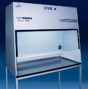 Cabinas para reducción a filtración molecular 120 cm