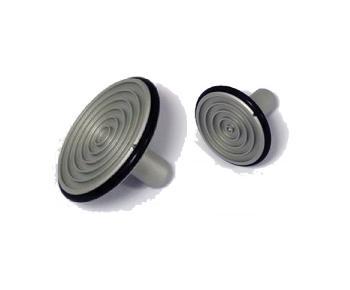 Disc for cryostat of 23 mm Ø