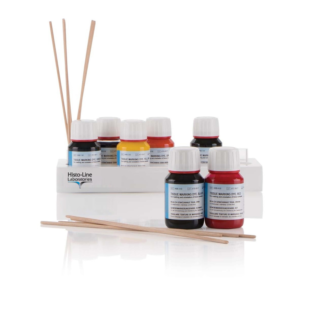 Tissue marking dyes kit (Five colour)