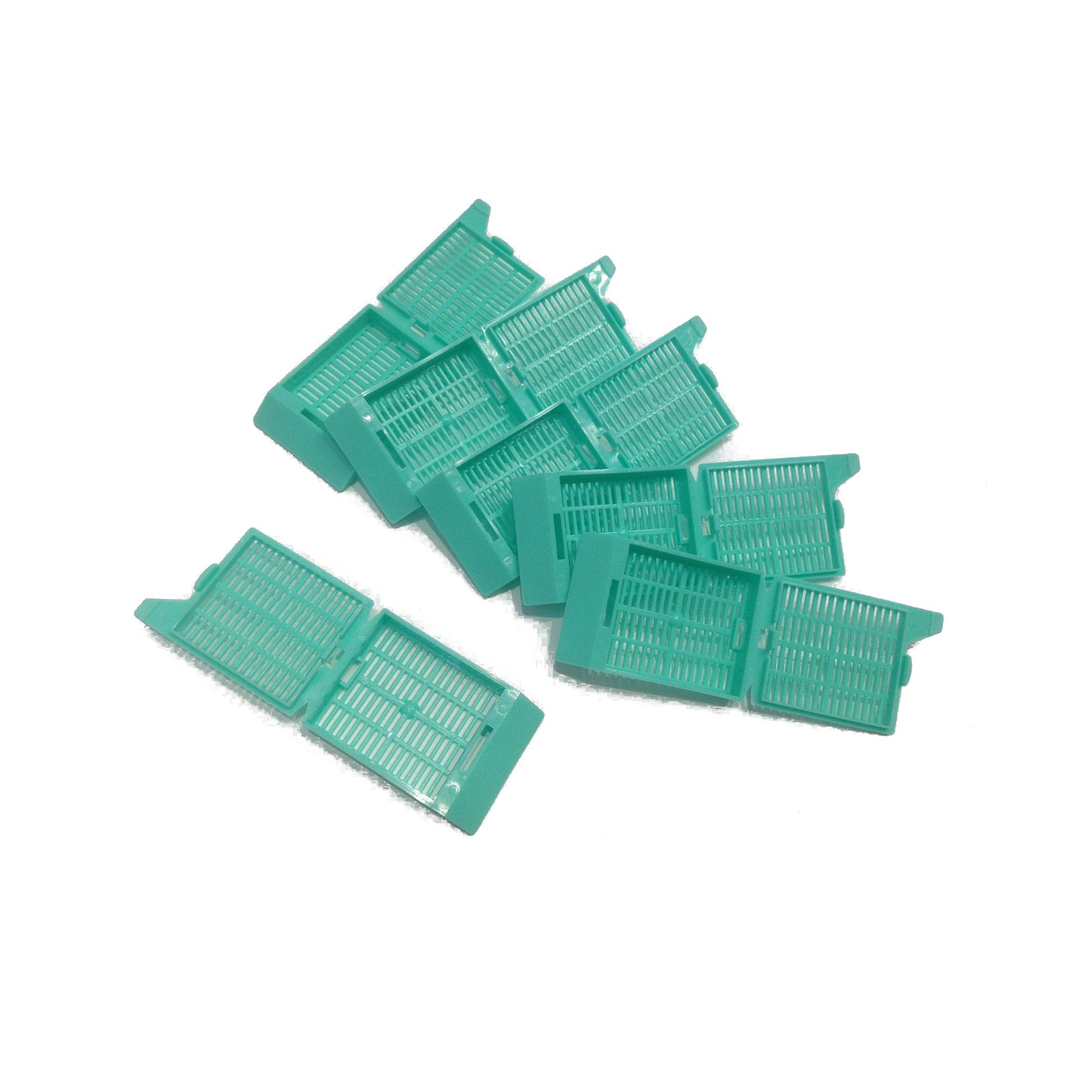 Mono Cassettes Green