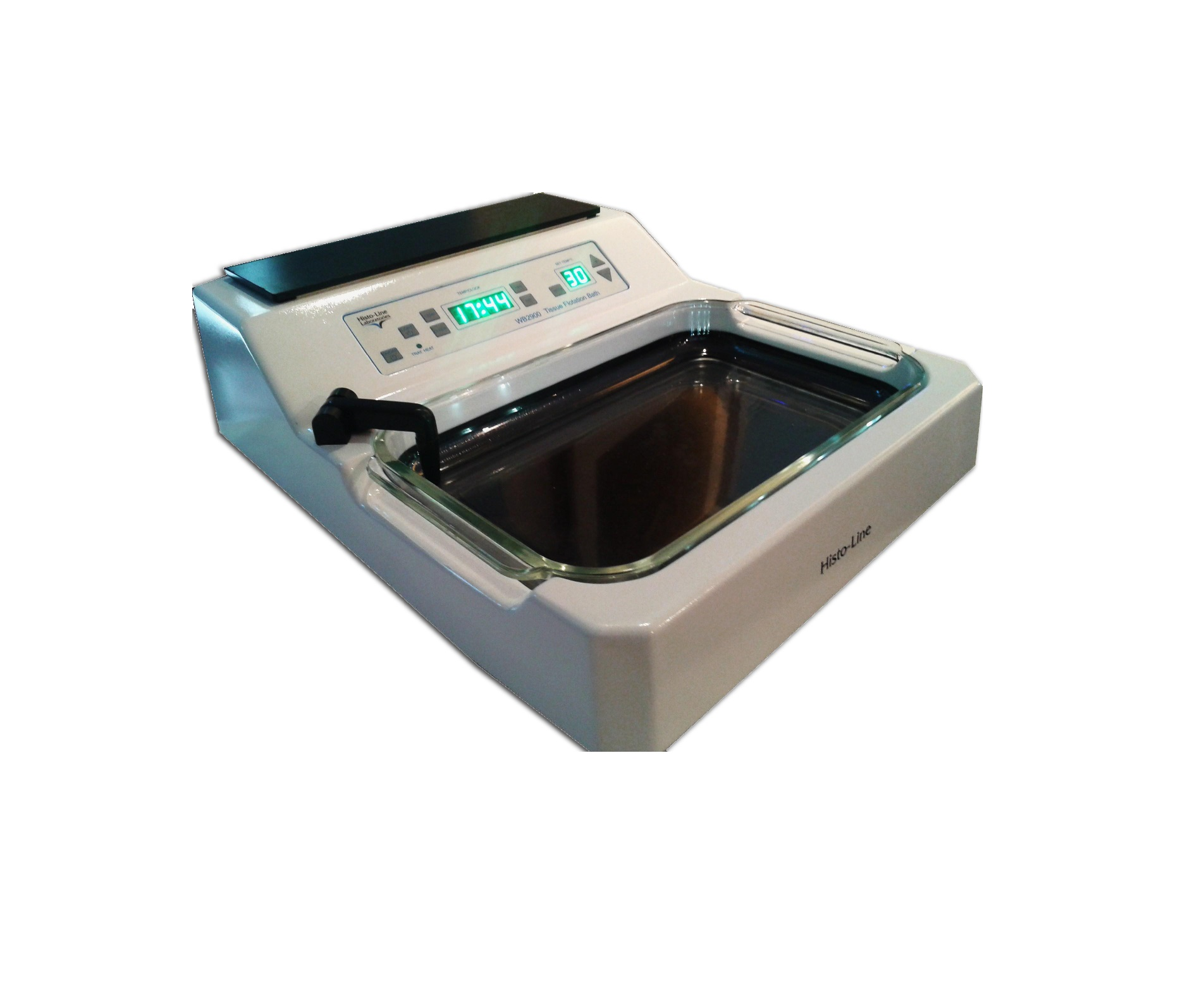 Tissue Flotation Bath with integrated slide dryer